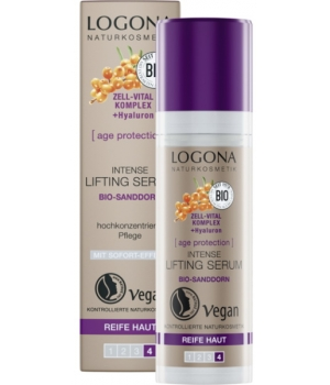 Logona Age Protection Serum Lifting 30ml