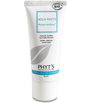 Phyts Aqua Phyt's masque hydra'gel Acide hyaluronique 40g