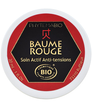 Phytema Baume rouge Chaleur d'Asie anti douleurs musculaires 30ml