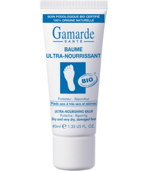 Gamarde Baume Ultra nourrissant pieds 40g