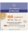 Maquillage bio Eau Thermale Jonzac BB Compact Solaire 01 Clair SPF50 12g