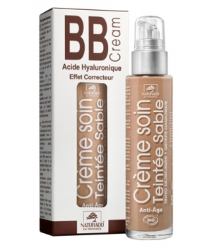 Naturado BB cream à l'Acide hyaluronique Sable 50ml