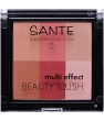 Maquillage bio Sante Blush multi effets N°2 Cranberry 8g