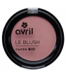Maquillage bio Avril Blush Rose Nacré 2.5g