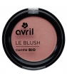 Maquillage bio Avril Blush Rose Praline 2.5g