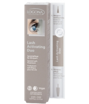 Logona Booster de Cils Duo  2 x 3 ml