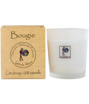 Latitude Nature Bougie votive Jardin floral 75g