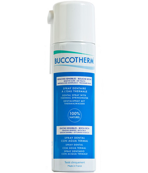 Buccotherm Buccotherm spray dentaire 100% eau thermale 200ml