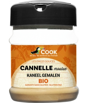 Cook Cannelle moulue 80g