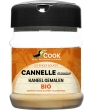 Alimentation, épicerie bio Cook Cannelle moulue 80g