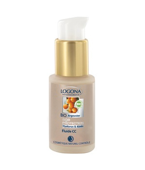 Logona Age Protection CC Fluide 8 en 1 Acide Hyaluronique  30ml