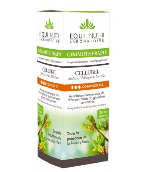 Equi - Nutri Cellubel Bio Flacon compte gouttes 30ml