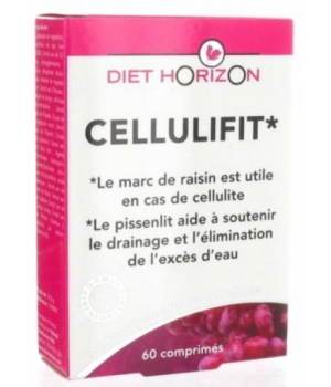 Diet Horizon Cellulifit 60 comprimés