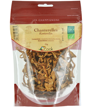 Cook Chanterelles 25g