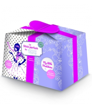 Laboratoires Teane Coffret 2 sticks de parfums My Little Madeleine et Mistinguette 2x5g