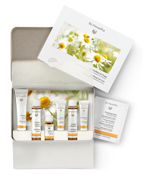 Dr. Hauschka Daily face care kit for oily or impure skin
