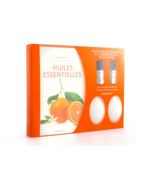 Ed. Marabout Coffret Huiles essentielles Sweet Home