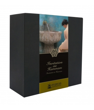 Karawan Coffret Invitation au Hammam