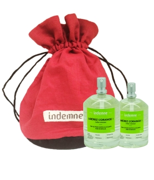 Indemne Coffret Zéro pli 200 ml