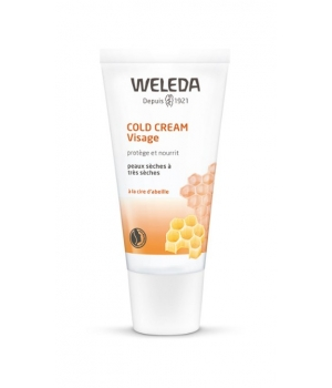 Weleda Cold Cream visage soin protecteur intensif 30ml