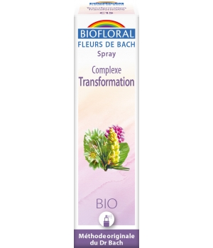 Biofloral Complexe floral n°15 Transformation en spray 20ml