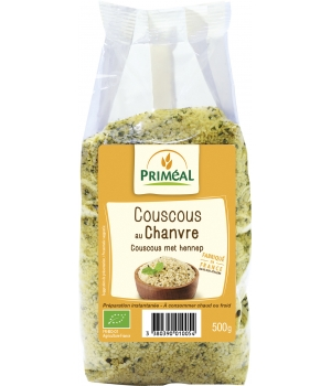 Primeal Couscous au Chanvre de France 500g