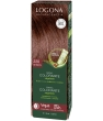 Hygiene naturelle Logona Crème colorante Lie de vin cheveux chatains 150ml