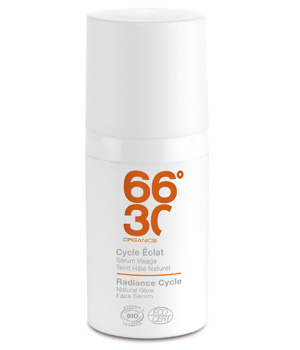 66 30 Cycle Eclat Sérum Visage Teint Hâlé Naturel homme 30ml