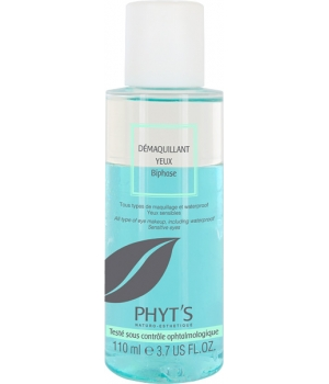 Phyts Démaquillant yeux Biphase 110ml