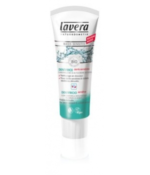 Lavera Dentifrice Dents Sensibles Basis Sensitiv 75ml