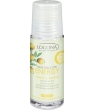 Hygiene naturelle Logona Déodorant Roll on Energy Citron et Gingembre 50ml