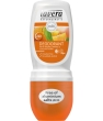 Hygiene naturelle Lavera Déodorant Roll on Orange Argousier 50ml
