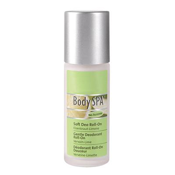 Lavera Déodorant Roll on sans alcool douceur Verveine Limette Body SPA 50ml
