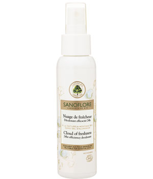 Sanoflore Déodorant spray 24h sans concession 100ml