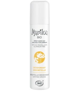 Marilou Bio Déodorant spray Immortelle 75ml