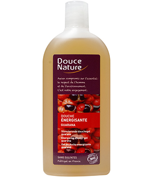 Douce Nature Douche énergisante au Guarana 300ml
