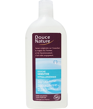 Douce Nature Douche sensitive hypoallergénique 300ml