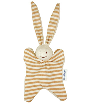 Keptin jr Doudou little toddel classic brun naturel 17 cm
