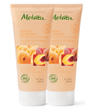 Hygiene naturelle Melvita Duo Douche du verger Pulpe de fruits tendres 2 X 200ml