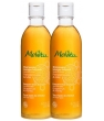 Hygiene naturelle Melvita Duo Shampoings lavages fréquents 2x200ml