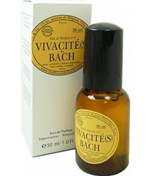 Elixirs And Co Eau de Parfum Vivacité(s) de Bach 30 ml