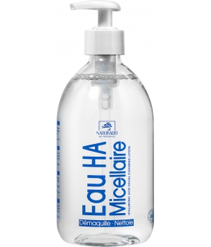 Naturado Eau micellaire à l'acide hyaluronique 500ml