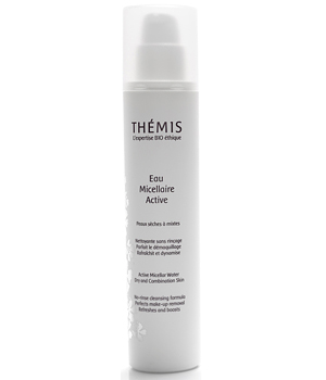Themis Eau micellaire active Ginseng blanc et Guarana 150ml