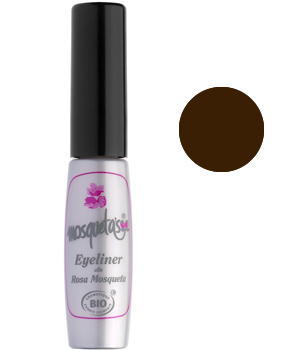 Mosqueta's Eye Liner brun 5ml