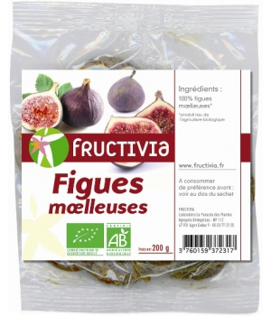 Fructivia  Figues Moëlleuses 200g