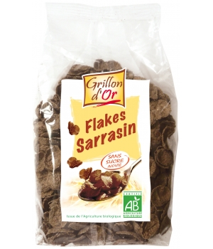 Grillon d'or Flakes de Sarrasin 200g