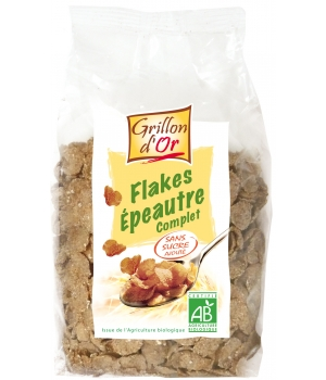 Grillon d'or Flakes d'Epeautre 250g
