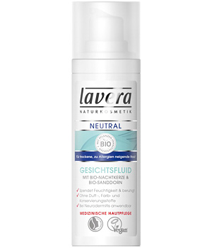 Lavera Fluide pour le visage Neutral 30ml