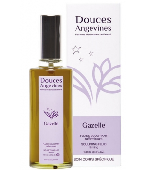 Les Douces Angevines Fluide sculptant raffermissant Gazelle 100ml