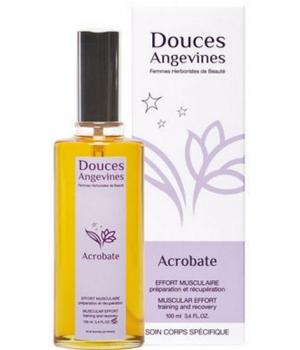 Les Douces Angevines Fluide vie intense 125ml